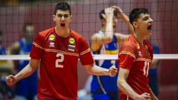 След 20 години България U19 е на полуфинал на световно по волейбол ВИДЕО