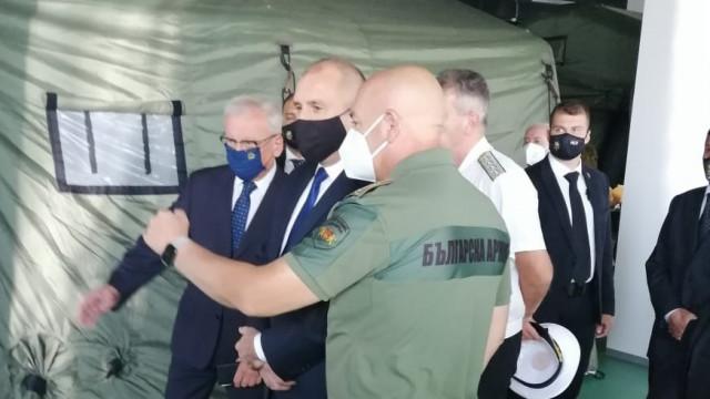 Радев намекна за избори 2 в 1, поиска още работа от парламента