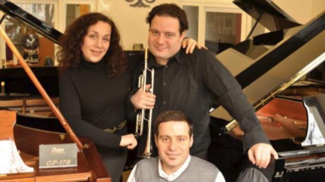 Внуците на Панчо Владигеров свирят в Лапидариума довечера
