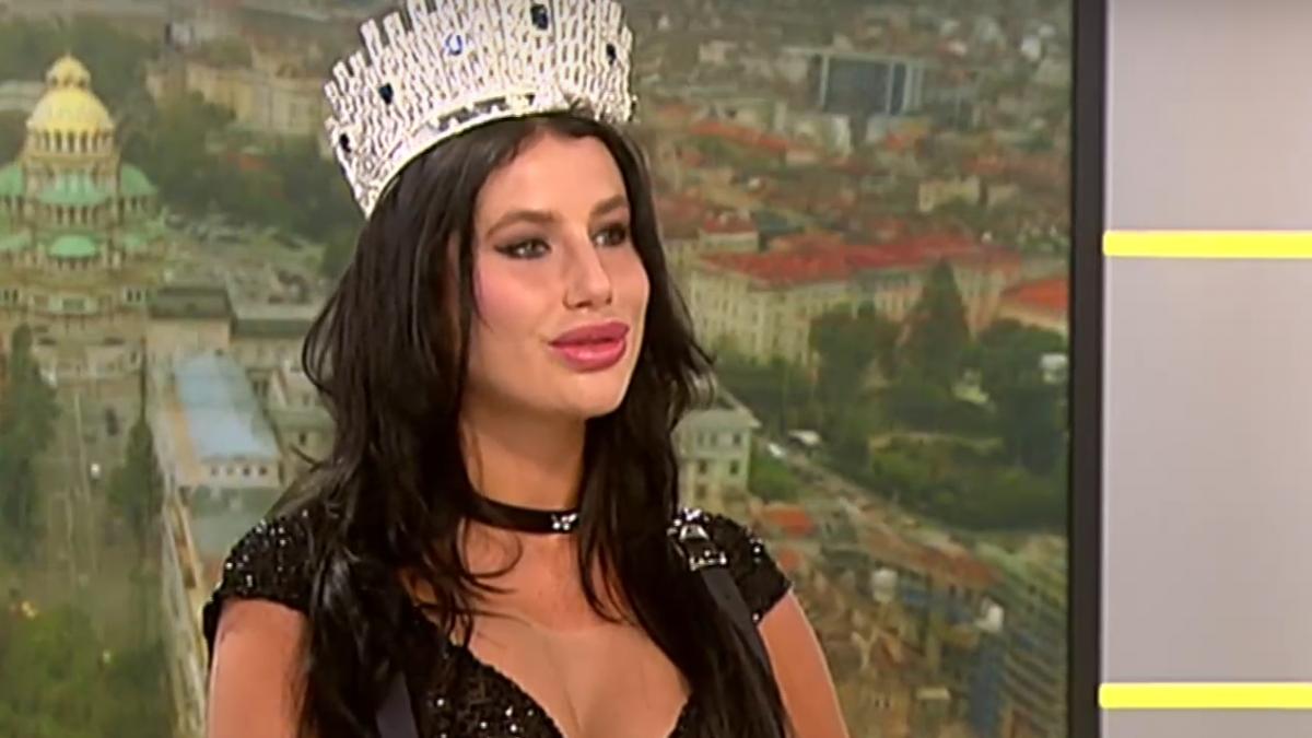 Мис България 2019 Радинела Чушева разбуни духовете в социалните мрежи
