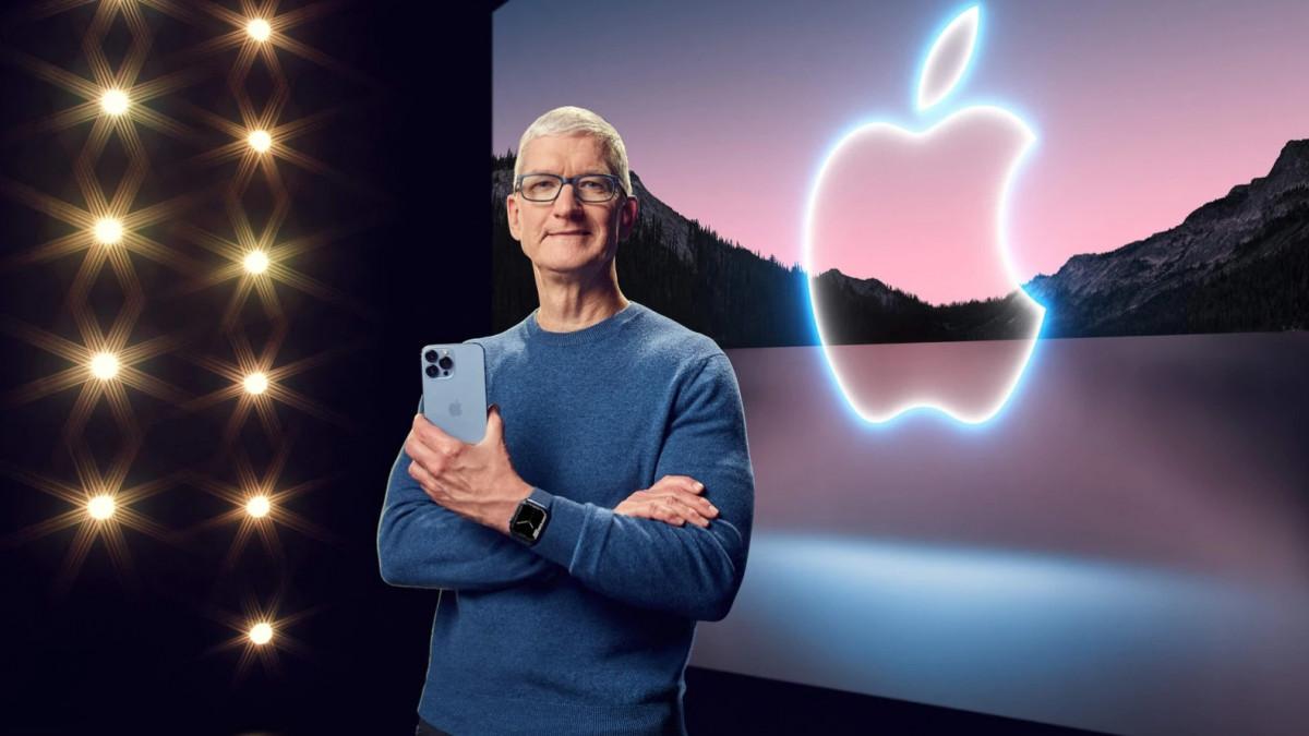 Американският технологичен гигант Apple Inc. представи новото си, 13-о поколение
