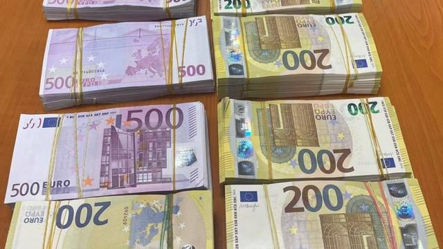 Турски тираджия пробва да пренесе 422 580 евро