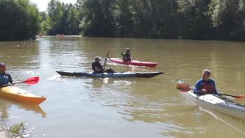 С Празник край реката и каякинг отпразнувахме топлия уикенд - СНИМКИ