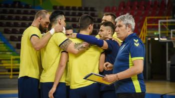 Хебър загрява с ЦСКА за Шампионската лига