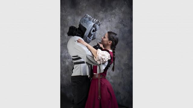 """""""Красавицата и Звярът"""" е най-новата премиера на Пазарджишкия театър"""