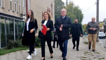 Единствената без отсъствия в парламента от Хасково води листата на Демократична България
