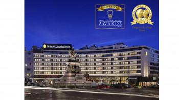 """InterContinental Sofia стана """"Бизнес хотел на Източна Европа 2021"""" и """"Водещ хотел в България 2021"""""""