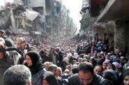 50 000 жертви в Сирия за 2015-а