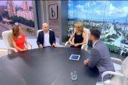 Хекимян изчезва от ефира на бТВ, трима го сменят