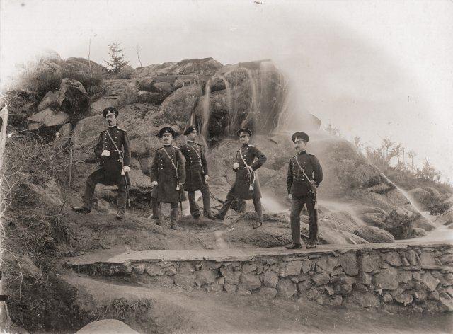 Хълмът на освободителите. Фотограф: Иван Карастоянов, 1892 г.
