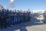 Славчо Атанасов на блокадата на границата: Ръка да не се вдигне  срещу български полицай!