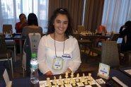 Шахматната надежда Вики в топ 4 на световното
