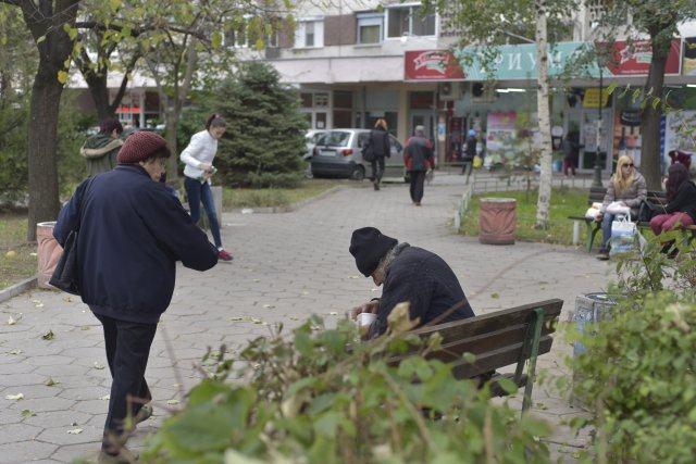 Несретница се засели на пейка до Тримона СНИМКИ