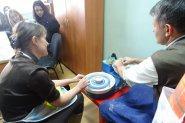 Майстор научи Георги Титюков да прави грънци