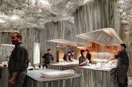 Топ проектите за 2017: Вдигат ресторант като катедрала от стъкло