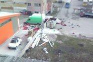 Ураганът остави без ток Подбалкана, училища затвориха СНИМКИ